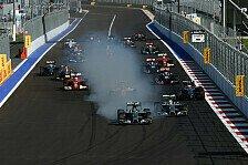 Formel 1 - Russland GP – Strecke: Vollgas am Schwarzen Meer