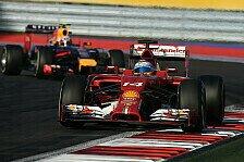 Formel 1 - Ferraris letztes Rennen unter Montezemolo