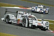 WEC - Mit dem Porsche 919 Hybrid zum High-Speed-Kurs