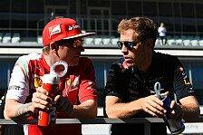 Formel 1 - Räikkönen: Mit einem Lada fing alles an