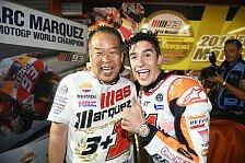MotoGP - Honda-Boss bejubelt Konstrukteurs-WM