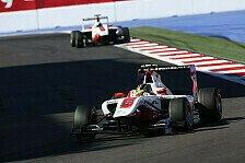 GP3 - Mittendrin in der 'Final lap'