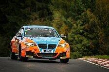 VLN - BMW M235i Cup - Premierentitel für Adrenalin