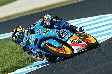 Moto3 - Marquez im Warm-Up Schnellster vor Miller