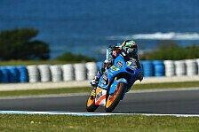 Moto3 - Marquez holt Phillip-Island-Pole