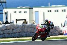Moto3 - Grünwald im Aufwärtstrend in Australien