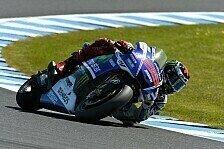 MotoGP - Lorenzo: Nicht explosiv genug