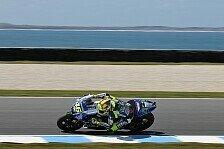 MotoGP - Rossi: Wir haben Fehler gemacht
