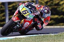 MotoGP - Bradl kämpft mit ungewohntem Reifendruck