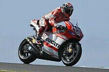 MotoGP - Dovizioso & Crutchlow mit hohen Erwartungen