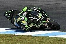 MotoGP - Tech 3: Espargaro trotz Sturzes vor Smith