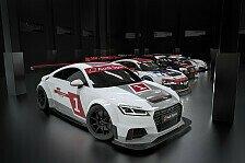Mehr Motorsport - Audi führt Markenpokal ein
