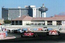 Formel 1 - Kehrt die Formel 1 nach Las Vegas zurück?