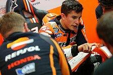 MotoGP - Marquez nach Sturz: Turbo zu früh gezündet?