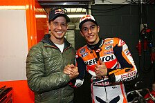MotoGP - Stoner tritt nach: Marquez hatte Angst vor mir
