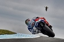 MotoGP - Lorenzo: Reifen war eine Katastrophe