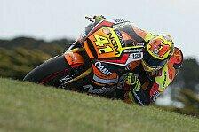 MotoGP - Open-Klasse: Espargaro zaubert, Aoyama verblüfft