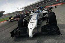 Games - Video: F1 2014: Eine Runde in Brasilien