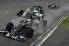 Games - Video: Launch-Trailer zu F1 2014
