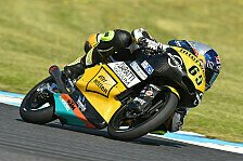 Moto3 - Öttl gewinnt Kampf in Gruppe und fährt auf Rang 21