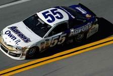 NASCAR - Vickers schnappt sich Talladega-Pole