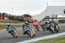 MotoGP - Rennleitung greift hart durch