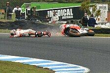 MotoGP - Marc Marquez: Die Solofahrt als große Achillesferse