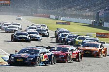 DTM - Doppel-Rennen 2015: Sehr positive Entwicklung