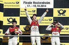 DTM - Bilder: Hockenheim II - Rennen