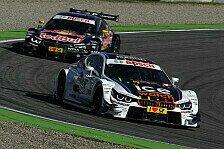 DTM - Die BMW-Stimmen zum Rennen in Hockenheim