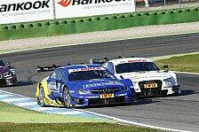 DTM - Piloten freuen sich über mehr Rennen