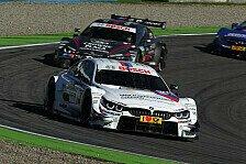 DTM - BMW testet mit zahlreichen Neulingen