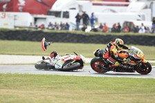 MotoGP - Bradl: Positiver Abschluss bei LCR