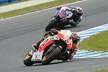 MotoGP - Favoriten-Check: Spanischer Zweikampf