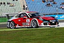 Carrera Cup - Aust: Durchwachsene Saison