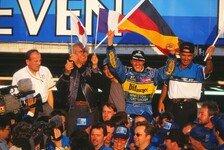 Formel 1 - Bilder: Michael Schumachers Zweiter WM-Titel