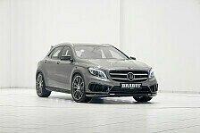 Auto - Brabus veredelt Mercedes GLA-Klasse