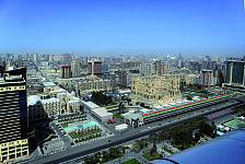 Formel 1 - Bilder: So sieht der Aserbaidschan GP aus