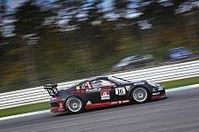 Carrera Cup - Norbert Siedler: zweimal Top-10 im Finale