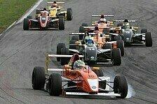 ADAC Formel Masters - Schiller verteidigt Platz vier in der Teamwertung