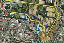 Formel 1 - So sieht der Mexiko GP aus