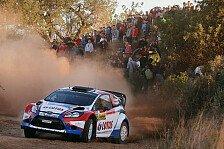 WRC - Spanien, Tag 1: Kubica mit Dreher