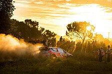 WRC - Die Stimmen vor der Rallye Spanien
