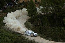 WRC - Ogier: Diesmal kein Nachteil, Erster zu sein