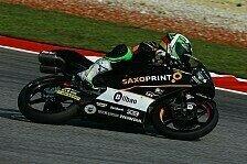 Moto3 - RTG-Piloten trotzen der Hitze