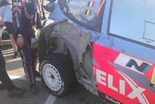 WRC - Neuville: Kleine Fliege, großer Zeitverlust