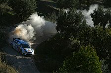 WRC - Ogier: So viel Vorsprung hätte ich nie erwartet
