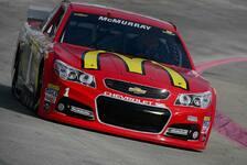 NASCAR - McMurray steht in Martinsville auf Pole