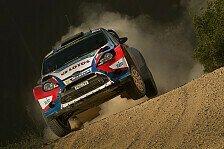 WRC - Robert Kubica: Hauptsache auf der Straße bleiben