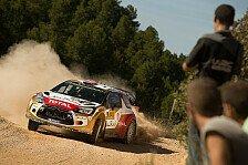 WRC - Meeke: Wir haben die Pace